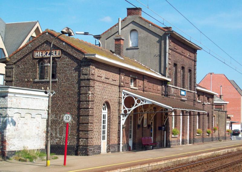 Station Herzele