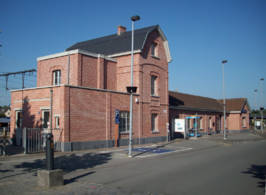 Station Puurs