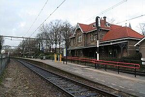 Soest (Netherlands) railway station