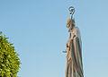 Statue San Agustino Recoleto in Maracaibo.jpg