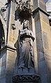 Statue de sainte Jeanne de Valois (reine de France), à Saint-Germain-lAuxerrois.jpg