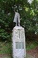 Statue of hideyo noguchi in mino.jpg