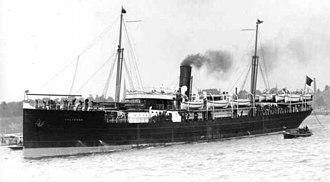 SS Volturno (1906) - Image: Steamship Volturno