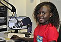 Stella Loki, Radio reporter, South Sudan (39018882634).jpg
