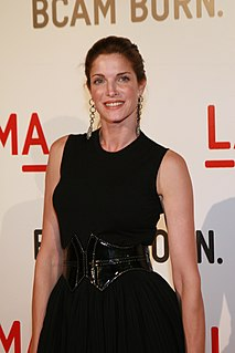 Stephanie Seymour American model and actress