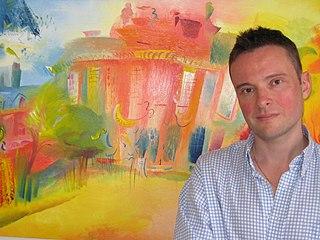 Stephen B. Whatley English artist, painter