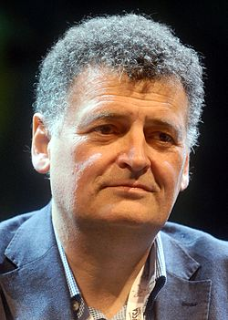 Steven Moffat - Lucca Comics and Games 2015.JPG