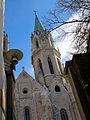 Stift Klosterneuburg, beim Eingang.JPG