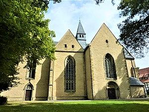 Enger - Lutheran Church St. Dionysius in Enger