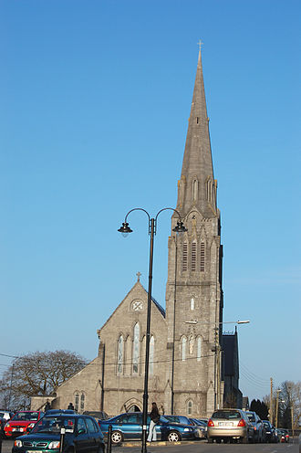 Athlone - St. Mary's Roman Catholic Church, Athlone