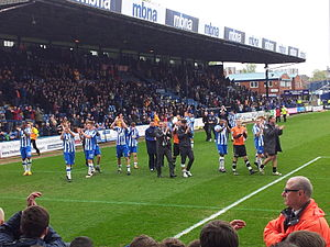 Stockport County F.C. - The Stockport County squad, April 2012