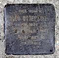 Stolperstein Almstadtstr 19 (Mitte) Leo Witelson.jpg