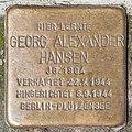 Stolperstein Georg Alexander Hansen by 2eight 3SC1358.jpg