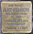 Stolperstein Konstanzer Str 4 (Wilmd) Alice Bromberg.jpg