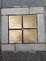 Stolpersteine Kleve Tiergartenstraße 14.jpg