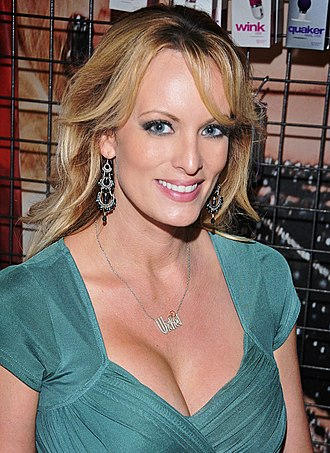 Stormy Daniels - Daniels in January 2015