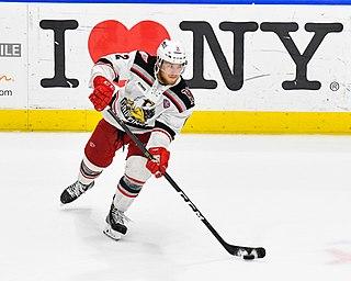 Joe Hicketts Canadian ice hockey player