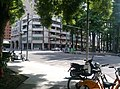 Streets in North District Taichung near the Botanical Garden 02.jpg