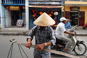 Hội An - Image: Streets of Hoi An Ancient Town, Quang Nam province, South Central Coast, Vietnam