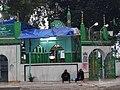 Streetside Mosque at Dusk - Hastings Road - Allahabad - Uttar Pradesh - India (12566288893).jpg