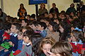 Students of La Corolla school students Gijon-Asturias-Spain October 2015.JPG