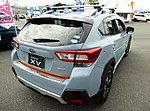 Subaru XV 2.0i-L EyeSight (DBA-GT7) rear.jpg