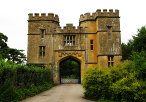 Sudeley Castle - The Gatehouse