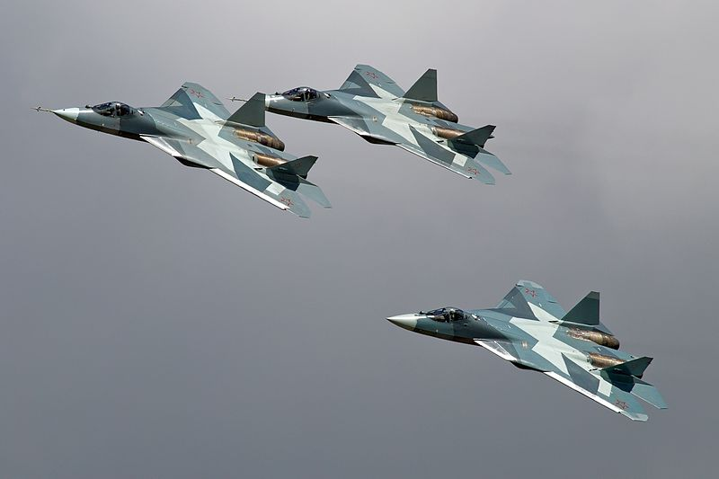 File:Sukhoi T-50, Russia - Air Force AN2308066.jpg