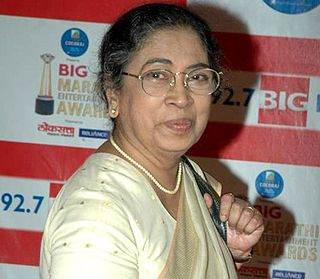 Sulabha Deshpande Indian actress and theatre director