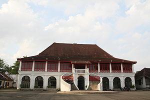 Sultan Mahmud Badaruddin II Museum - Sultan Mahmud Badaruddin II Museum
