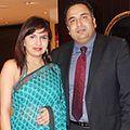 Sunil Kumar Rathore & Shalini Ahlawat.jpg