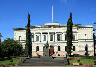 Bank of Finland - Image: Suomen Pankki Helsinki