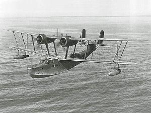 Supermarine Stranraer - RCAF Stranraer in wartime camouflage
