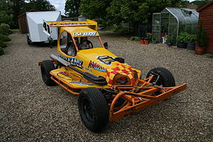 Superstox - A typical Spedeworth Superstox, built by Carcraft.