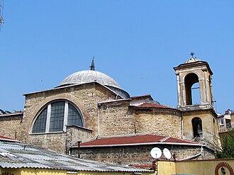 Armenians in Turkey - Surp Krikor Lusavoriç Kilisesi (St. Gregory The Enlightener Church) in Kuzguncuk, Üsküdar, Istanbul.