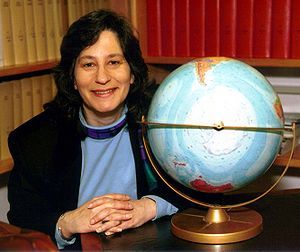 Susan Solomon - Solomon in 2004