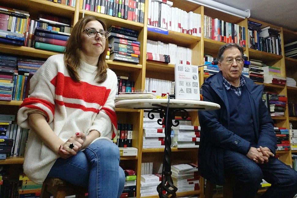 Suso de Toro e Ana Cabaleiro