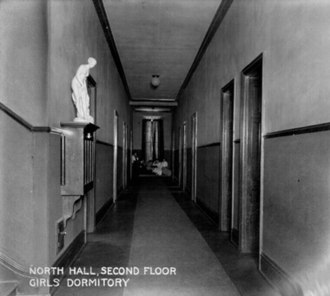 John Sutton Hall - Image: Sutton Hall 2nd floor