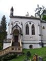 Svatý Jan pod Skalou, kaple svatého Maxmiliána, od západu.jpg