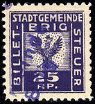 Switzerland Brig revenue 25Rp - 5A.jpg
