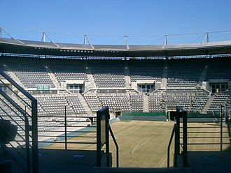 Sydney Olympic Park Tennis Centre - Image: Sydney olympic park tennis