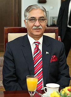 Nayyar Hussain Bukhari Member of the Senate of Pakistan