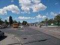 Szentendre bus station. - Szentendre. Dózsa György Road 5-7.JPG