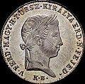 Szh 10 krajczár 1848 obverse.jpg