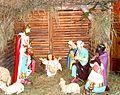 Szopka bożonarodzeniowa w kamiennogórskim kościele NSPJ(4).jpg
