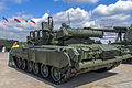 T-80U main battle tank at Engineering Technologies 2012 02.jpg