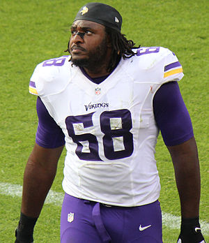 T. J. Clemmings - Clemmings with the Minnesota Vikings in 2015
