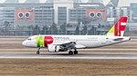 TAP Portugal Airbus A319-112 CS-TTS MUC 2015 02.jpg