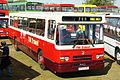 TM Travel bus (Q723 GHG), Showbus 2009.jpg