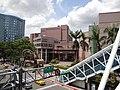 TPE-SSSH maingate from escalator skyway 20130817.jpg
